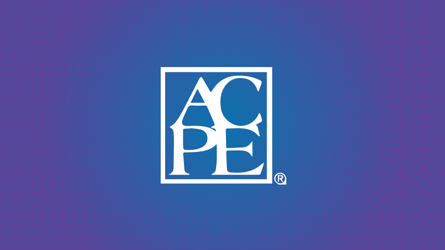 ACPE Continuing Education Credits